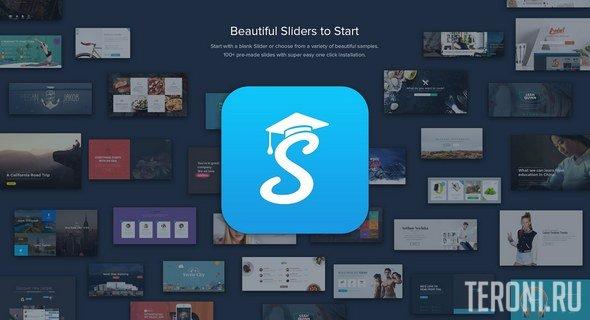 Слайдер для WordPress — Smart Slider Pro v3.2.3